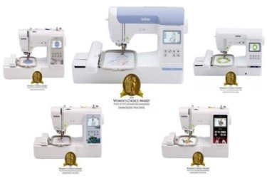 The Best Brother Embroidery Machines