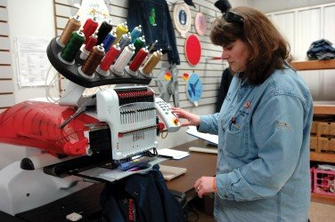 Best Embroidery Machine for T-Shirts and Hats