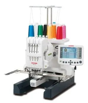 Janome MB-4S Four Neddle Embroidery Machine