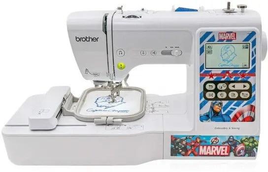Brother LB5000M Marvel