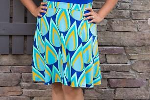 Itch to Stitch | Davina Dress
