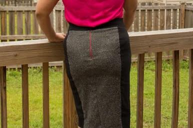 Wardrobe By Me | Haute Skinny Skirt