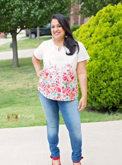 Tester Showcase: Love Notions Rhapsody Blouse!
