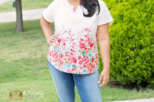 Love Notions | Rhapsody Blouse