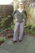 Style Arc Kerry Cargo Pants