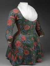 18th century late dutch-jacket Indian_Chintz