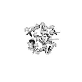 väskfötter silver 12x6