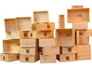 Diy 2 une biblioth que en caisse vin sewing jess - Caisse de vin en bois gratuite ...