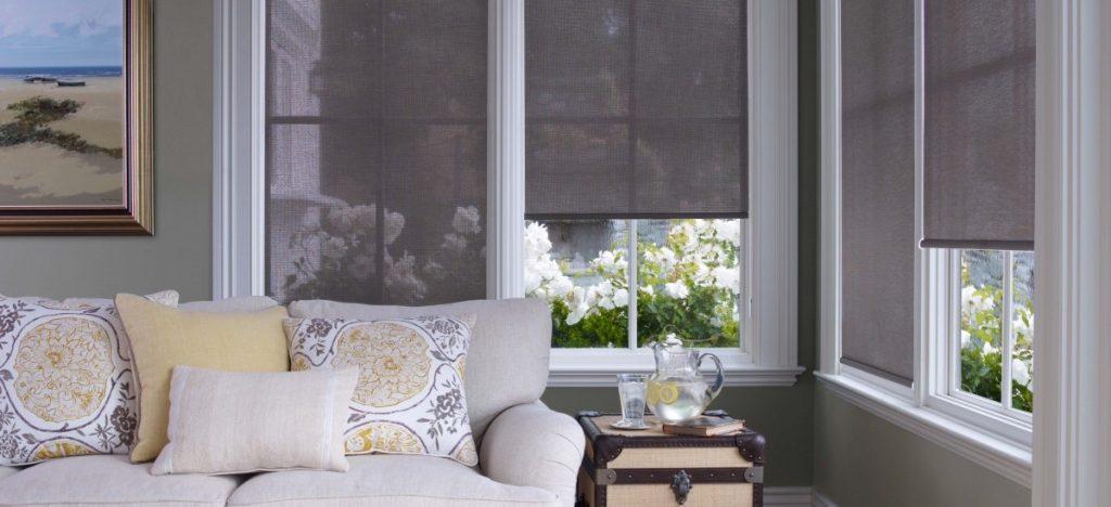 Custom Window Treatment