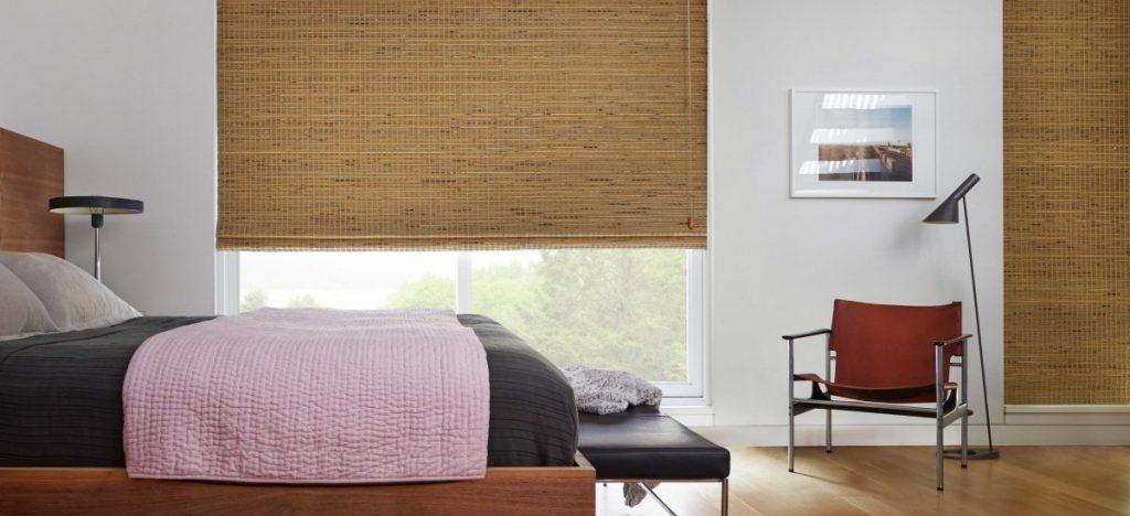 Custom Bedroom Window Shades