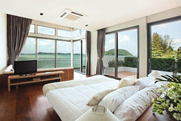 Window Film • Bedroom