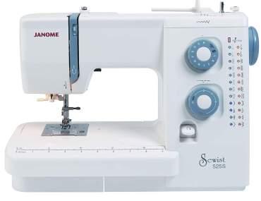 Janome 525S Sewing Machine