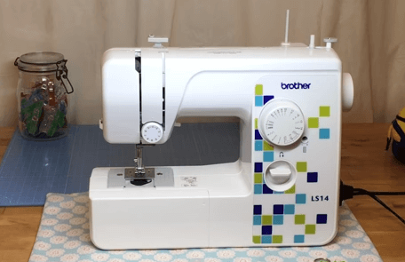 Brother ls14 Metal Chassis Sewing Machine Review sewingmachineopinions
