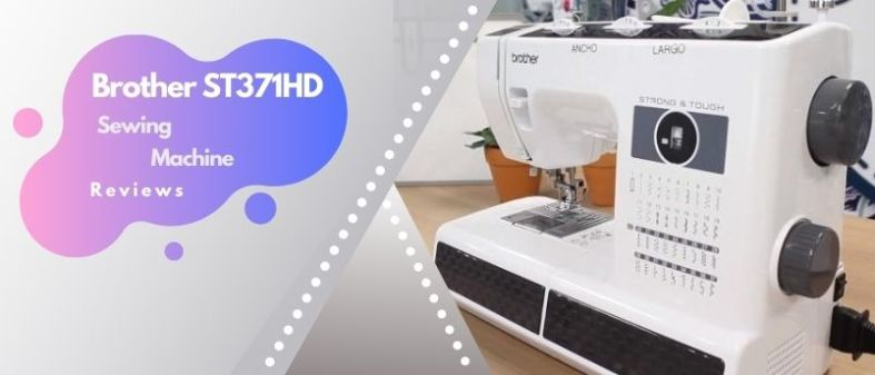 Brother ST371HD Reviews