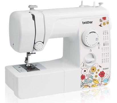 Brother JX2517 Lightweight Sewing Machine