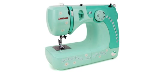 Janome JANOME 11706 3/4 review