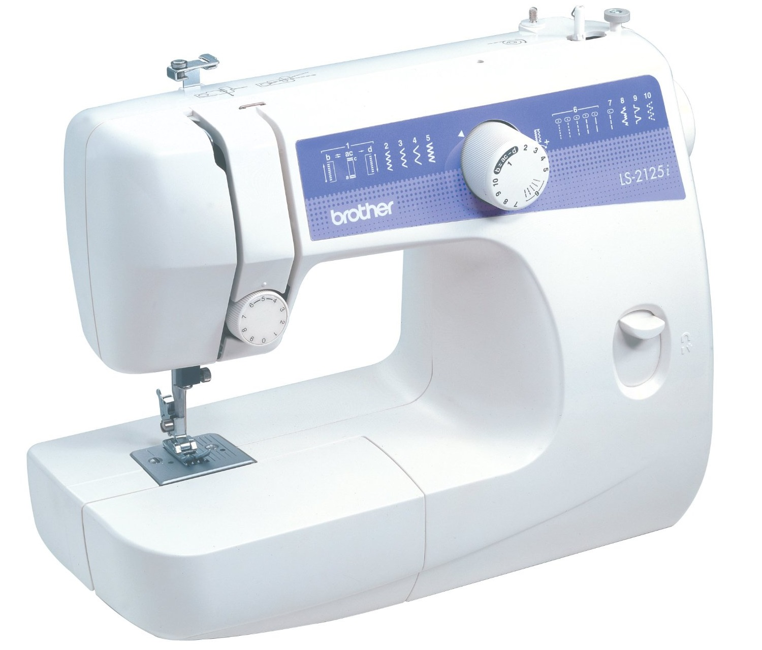 Brother LS2125i Sewing Machine Review