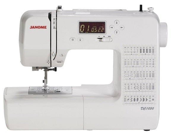 Janome DC1050 Review