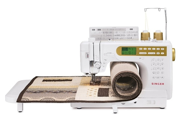 Singer S18 Studio Computerized High Performance Quilting and Sewing Machine