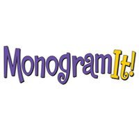 Amazing Designs Monogram It - Stand Alone Monogramming Software