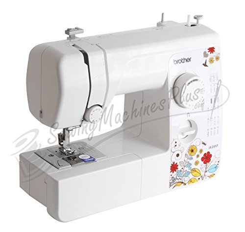 Brother Jx2517 Lightweight Sewing Machine