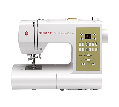 Singer 7469Q Confidence Quilter Computerized Sewing Machine
