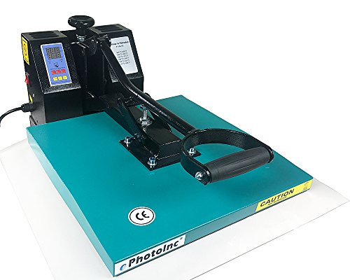 ePhotoinc 15 x 15 Inch Digital Heat Press Machine