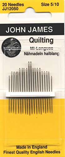 Colonial Needle Quilting/Betweens Hand Needles