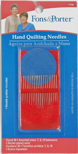 Fons & Porter Hand Quilting Needles