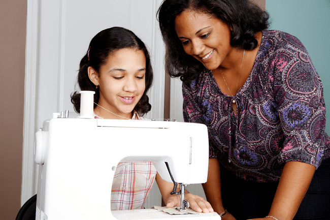 How to Use Sewing Machine for Beginners