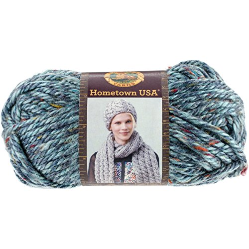 Lion Brand Yarn 135-308 Hometown Yarn