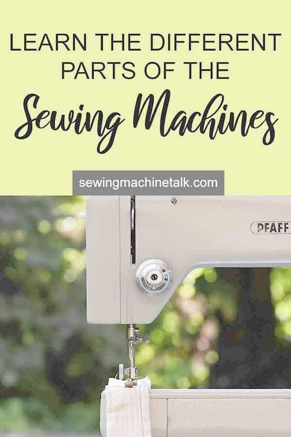 Presser Foot Lifter Sewing Machine Definition