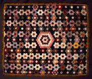 1850-1900 England ทำจากผ้าไหม ซาติน ดามาสก์ คอตตอนทวิลล์ ภาพจาก Victoria and Albert Museum