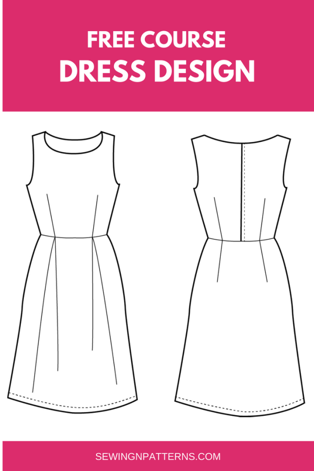 You are Invited! Join the 3 days mini training on How to design your own clothes. May be you want to design your own clothes or for others, or may be you are a sewing beginner who loves to Diy clothes, or may be you have a fashion business or boutique that create clothes for other. This course is absolutely for you. I'm going to introduce you to my unique techniques of dress design that you cannot find anywhere. Click on the image to get started... (P.S You will also find more tutorials on sewingnpatterns.com about: dress making for beginners, dress making tutorial, step by step dress making, how to make your own clothes, sewing projects, sewing for beginners, sewing clothes, pattern making tutorial, fashion education, fashion pattern making, diy clothes, easy sewing projects, sewing ideas, sewing crafts) #patternmaking #patterndrafting #sewing #sewingpattern #fashiondesigner #sewingprojects #love_yourself #dresslikeawoman #sewingprojects