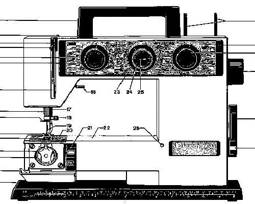 Viking Sewing Machine Instruction Manuals