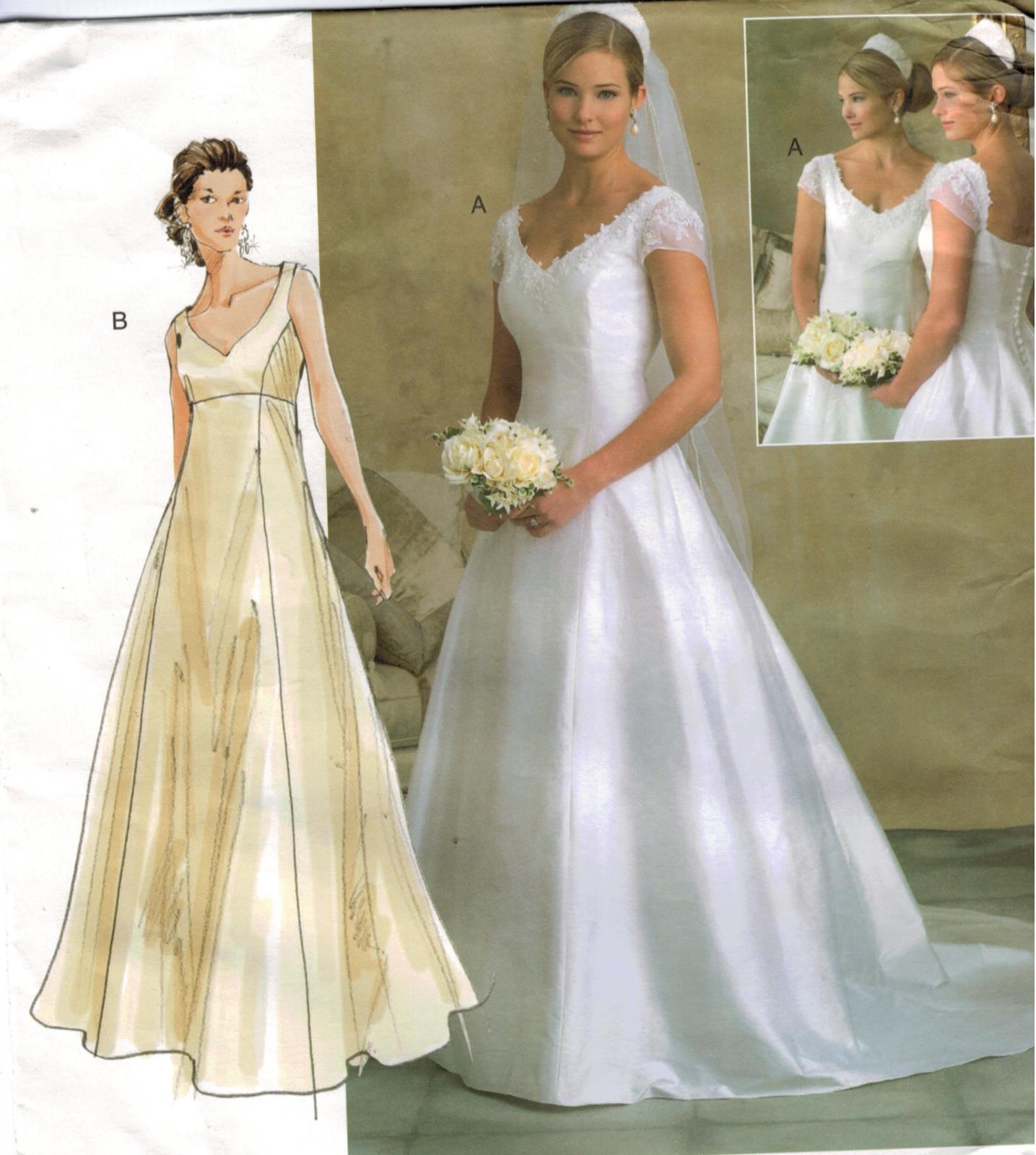 bridal gown pattern  Fashion Gallery