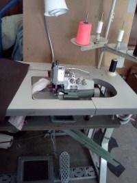 pegasus 5 thread overlock on stand | Industrial Sewing Repair