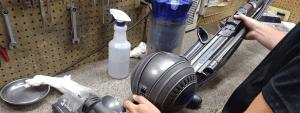 vacuum repairs
