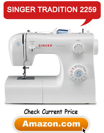 Sewing Machine SINGER Tradition 2259
