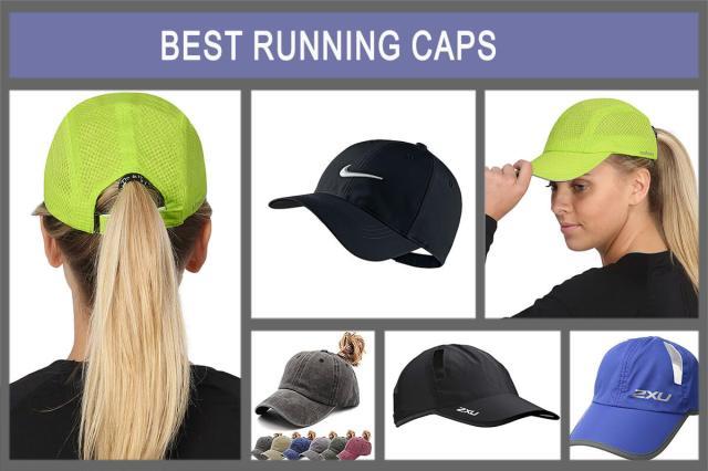 best running caps 2019