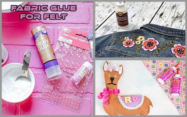 Best Fabric Glue for Felt