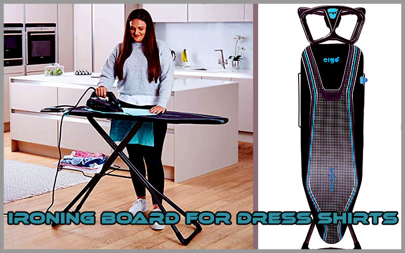 Ironing Board for Dress Shirts