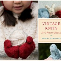 Links and Reviews Monday: Modern Knits For Babies