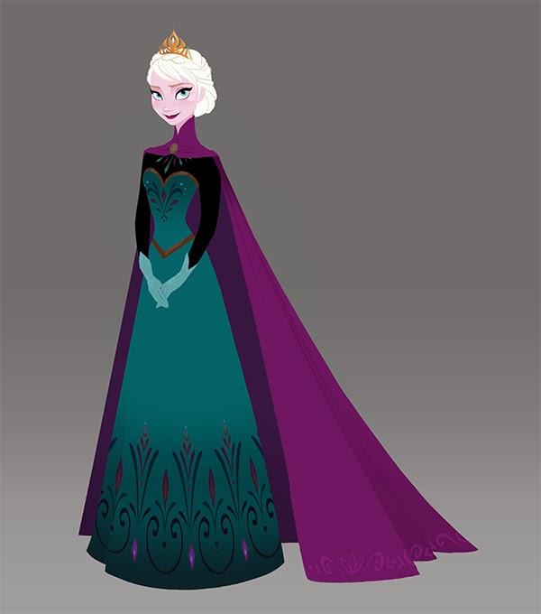 elsa coronation dress sew kurafty