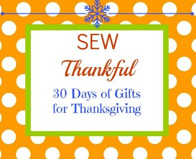 Sew Thankful Series ~ Pin Cushion Gifts {Day 2}