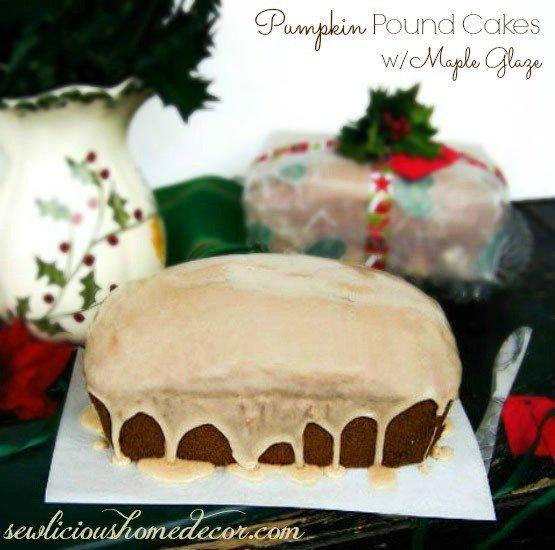 Pumpkin-Pound-Cakes-with-Maple-Glaze1