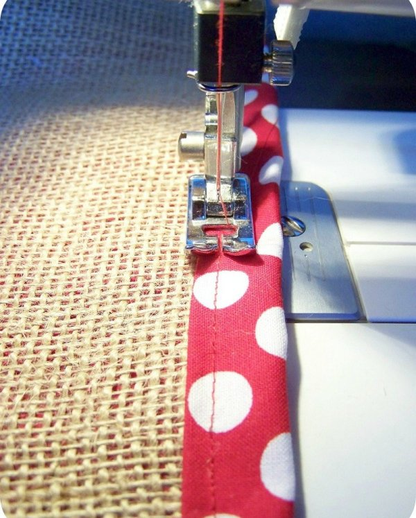 sew binding