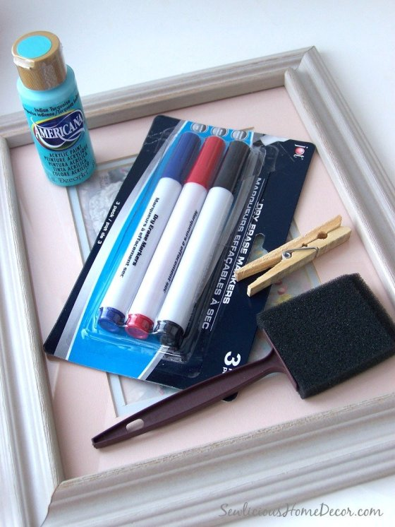 Message Board Supplies