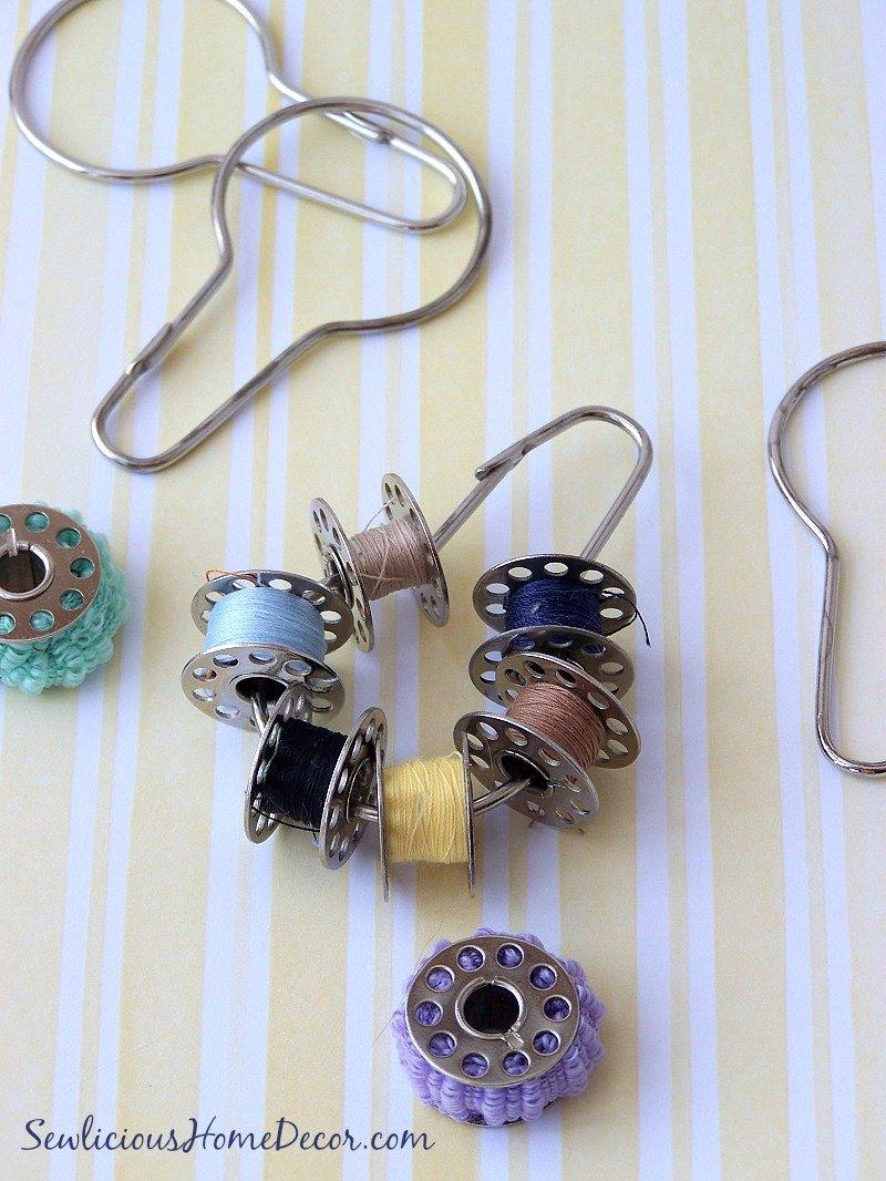 Sew Organized Bobbin Rings