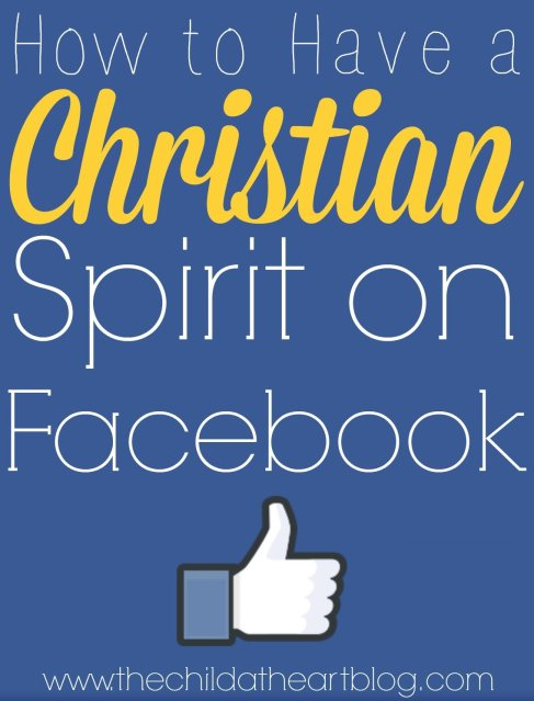 christian spirit on Facebook
